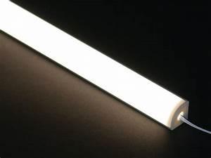 Led Lichtleiste Outdoor : xq led leiste f r 90 ecken neutralwei 4000k 50cm 336 lumen homogenes lichtband led emotion ~ One.caynefoto.club Haus und Dekorationen
