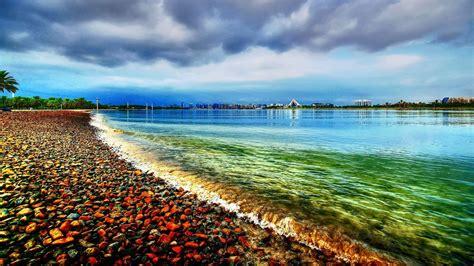 Gravel Beach Hd 1080p Wallpapers Download