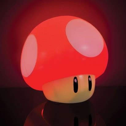 super mario bros mushroom light