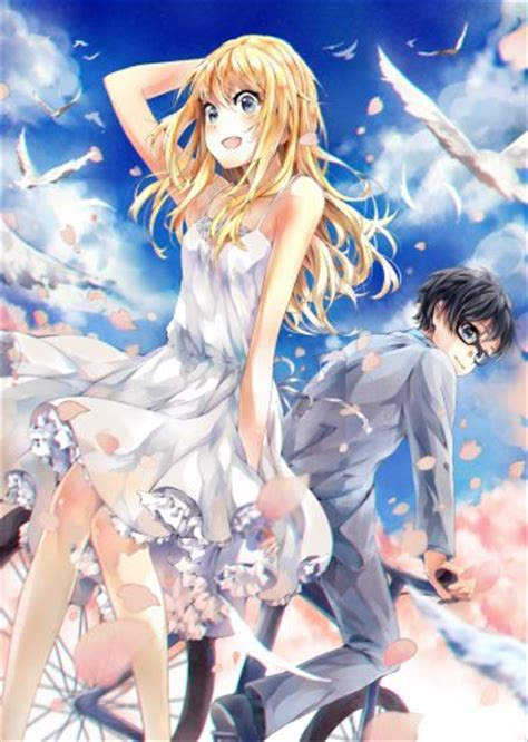 72 Your Lie In April Art  Art Abyss