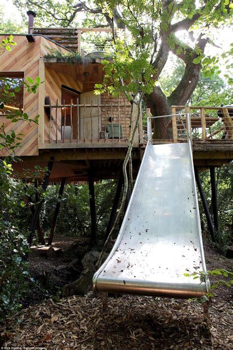 worlds  luxurious tree house luxurylaunches