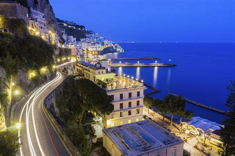 So You Want To Drive Along The Amalfi Coast Free Italy
