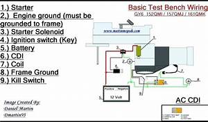 Lawn Mower Key Switch Wiring Diagram