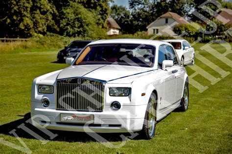 Chauffeur Hire by Hire A Chauffeur Driven Rolls Royce Phantom Vip