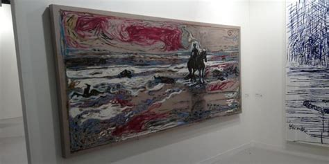 tracey emin buys exs painting  art basel miami artlyst