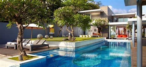 beautiful villas  asia