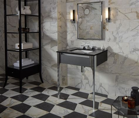 Robern Compact Vanity by Balletto Vanity For Residential Pros