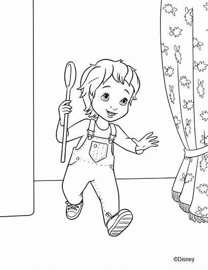 Coloring Nancy Fancy Pages Jojo Disney Dvd
