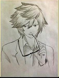 Cool Anime Drawings In Pencil - Drawings Nocturnal