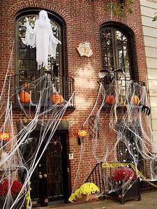 Decoration Halloween Maison : d coration maison pour halloween exemples d 39 am nagements ~ Voncanada.com Idées de Décoration