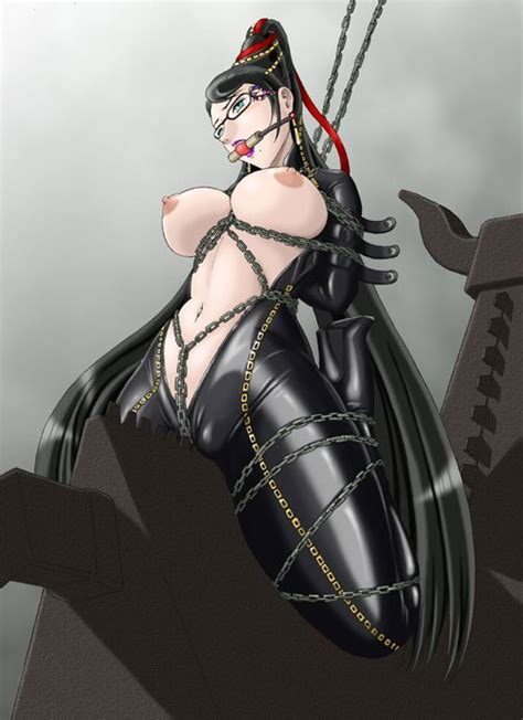 Bayonetta Hentai Image