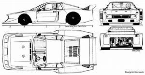Lancia Beta Monte Carlo Plan