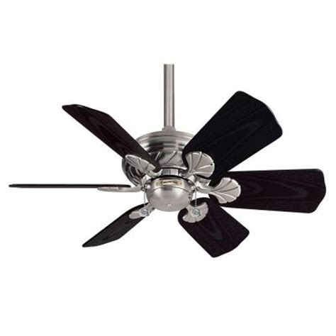 casablanca ceiling fans home depot casablanca wailea 31 in brushed nickel ceiling fan