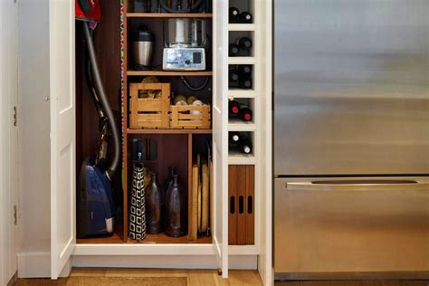 Clever Spots For Vacuum Cleaner Storage