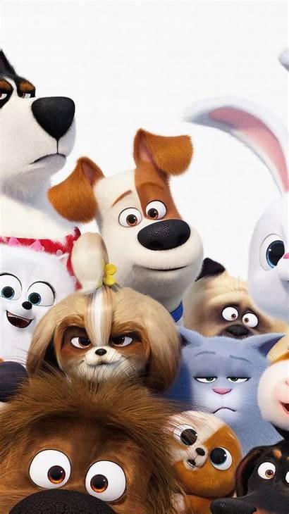 Pets Secret Disney Phone Parede Papel Celular