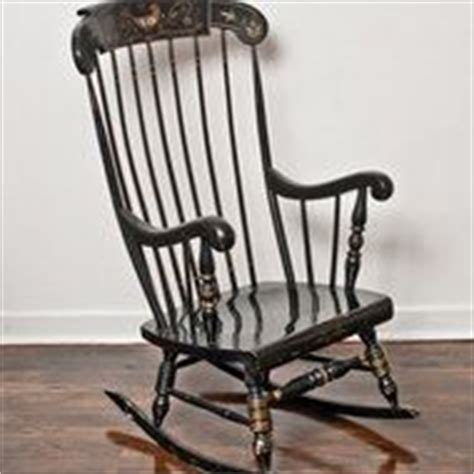 hitchcock style rocking chair 1000 images about rocking chairs on rocking