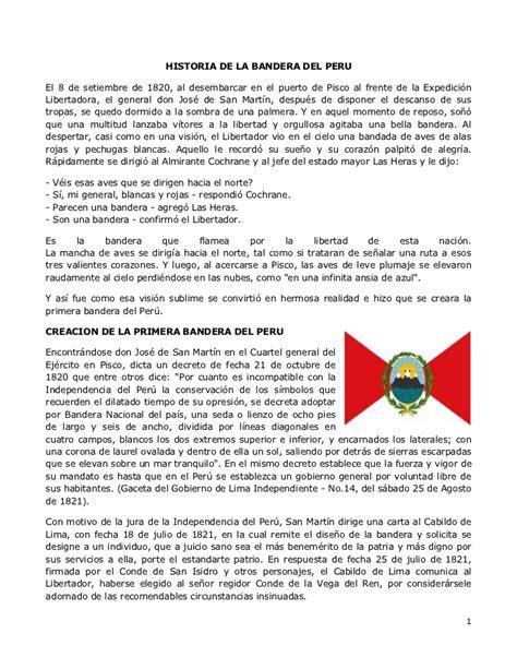 historia de la bandera escudo e himno nacional per 250