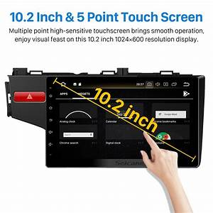 10 2 Inch Oem Android 8 0 Radio Capacitive Touch Screen