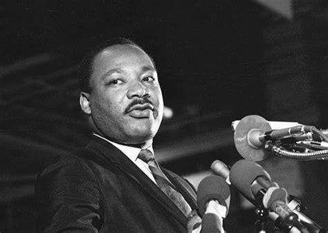Remembering MLK's Prophetic 'Mountaintop' Speech : NPR