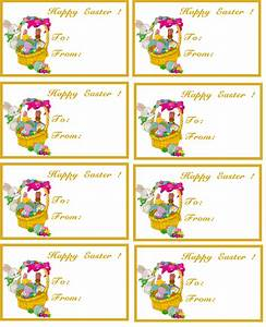 6 best images of cross name tags printable free With easter name tags template