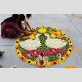 Rangoli Designs With Flowers And Colours | 1200 x 798 jpeg 920kB