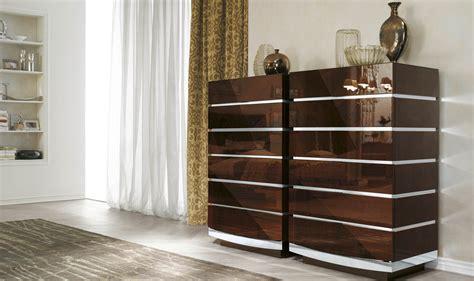 alf garda bedroom collection high gloss walnut canaletto