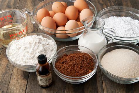 chocolate cassata cake recipe  real butter