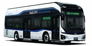 Este es el autobús eléctrico de Hyundai: 290 km de autonomía y carga rápida