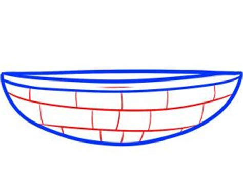 How To Draw A Tiny Boat by How To Draw How To Draw A Boat For Kids Hellokids