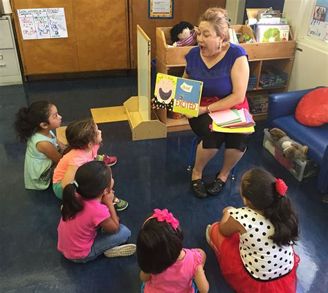 preschools play key in preparing learners for 524 | Head Start book excited