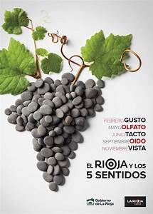 El Rioja y los 5 Sentidos, febrero, el gusto