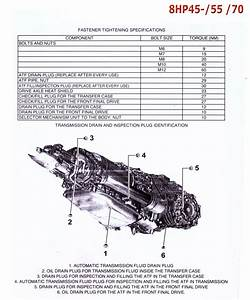 Transmission Repair Manuals Zf8hp45    Zf8hp70    Zf8hp55a