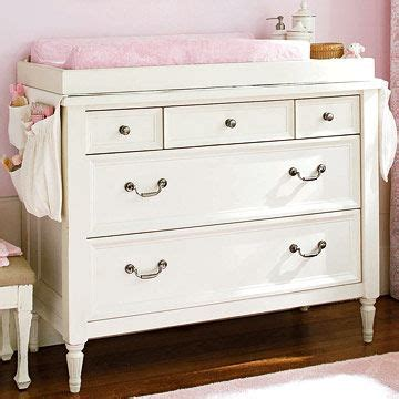 From Changing Table to Dresser