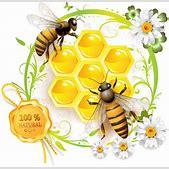 honey bee clipa...