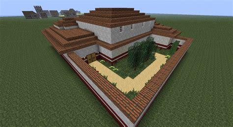 Minecraft Build Roman House Chilangomadrid Com