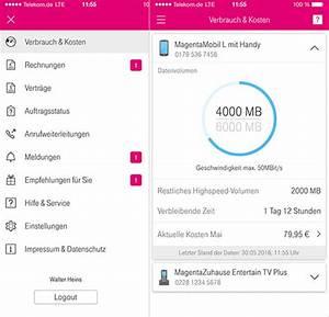 Www Telekom De Kundencenter Festnetz Rechnung : magentaservice telekom startet neue kundencenter app iphone ~ Themetempest.com Abrechnung