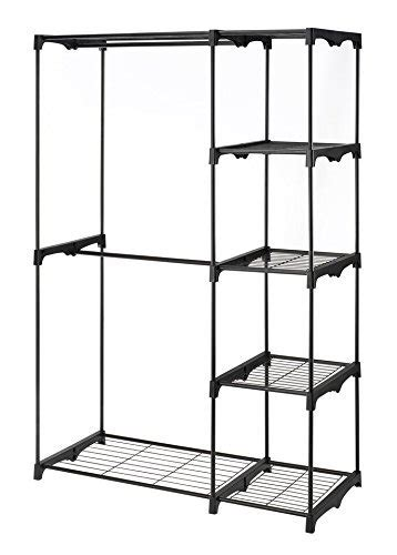 Freestanding Closet Organizer by Whitmor Freestanding Portable Closet Organizer Heavy