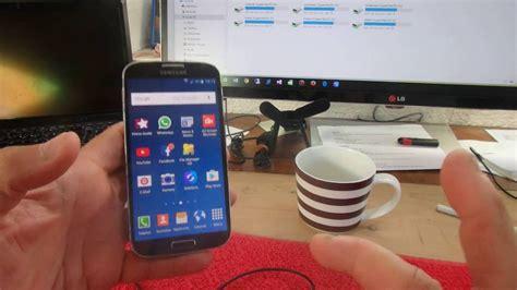 dateien zwischen android und windows  pc uebertragen