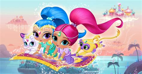 shimmer and shine l shimmer and shine review for preschoolers only ny