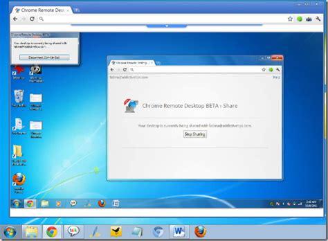 chrome remote desktop tips