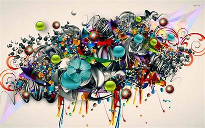 Abstract Graffiti Wallpapers Wallpapersalley