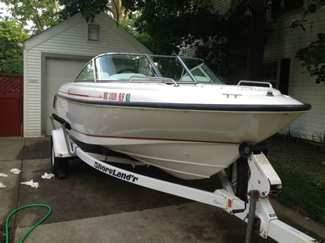 Boston Whaler Speed Boat by Boston Whaler Rage 18 1996 For Sale For 9 300 Boats