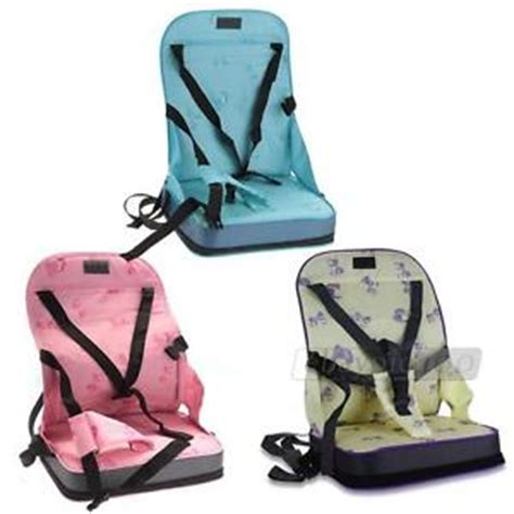 rehausseur chaise bebe coussin housse chaise haute rehausseur siège harnais