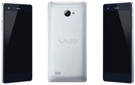 vaio prezentuje telefon phone biz z systemem windows 10