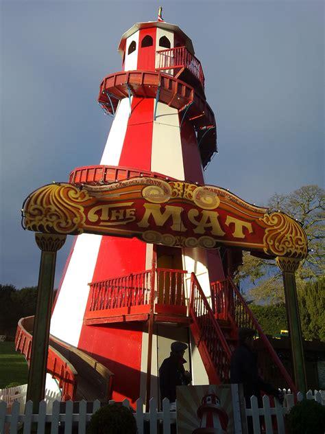 ride funfair slide rides fairground lighthouse fair skelter helter fun victorian events amusement hire traditional built slip