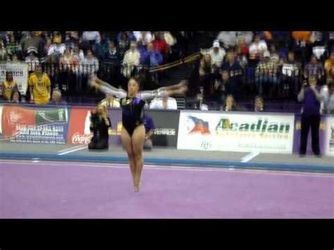 Lsu Gymnastics Hip Hop Floor Routine by 25 Best Ideas About Lsu Gymnastics On Lsu