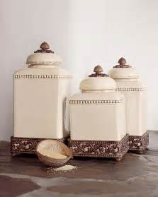 decorative kitchen canisters and jars - Decorative Canisters Kitchen