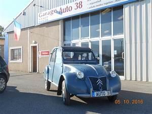 Garage 2 Voitures : restauration voiture ancienne 2cv garage auto 38 ~ Melissatoandfro.com Idées de Décoration