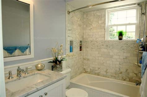 Cape Cod Chic Bathroom  Traditional  Bathroom  Dc Metro