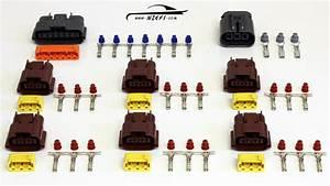 Coil Harness Rebuild Connector Set   Rb25 S1